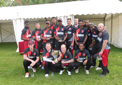 Infantry win 2014 Surridge Twenty20