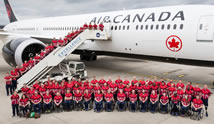 Invictus Games UK Team return home
