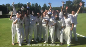 AGC Winners of the 2016 Power Cup competition