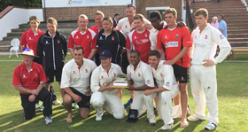 Army Win Inter Services