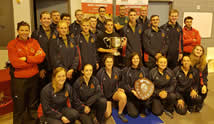 RMAS win the Inter Unit Swimming Championships